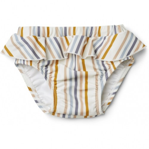 Liewood - Elise baby girl swim pants Multi stripe